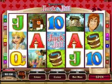 Game Microgaming casino - Jack and Jill