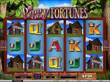 Microgaming casino game : Piggy Fortunes