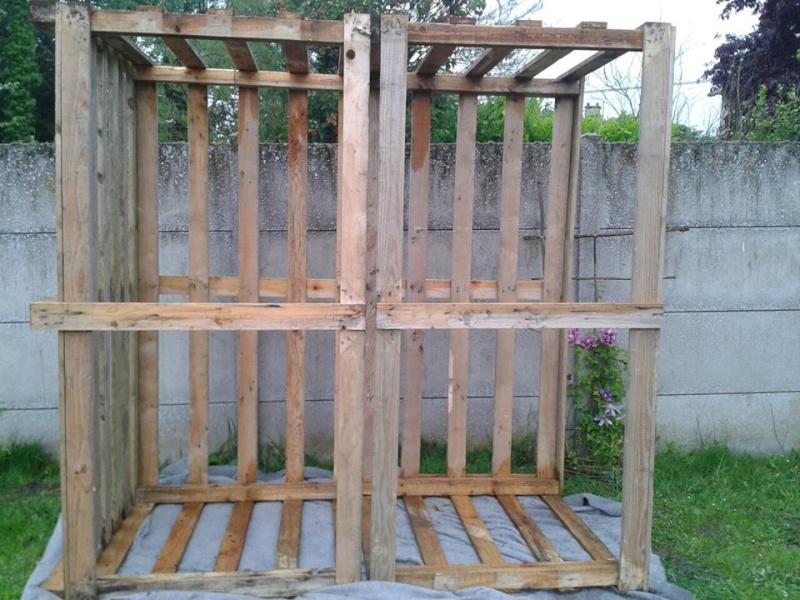 Construire une voliere exterieur pour pigeon fd91 for Voliere exterieur bois