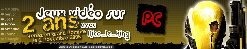 Les jeux vidéo sur PC avec Nico_le_king