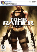 Tomb Raider Underworld la boîte