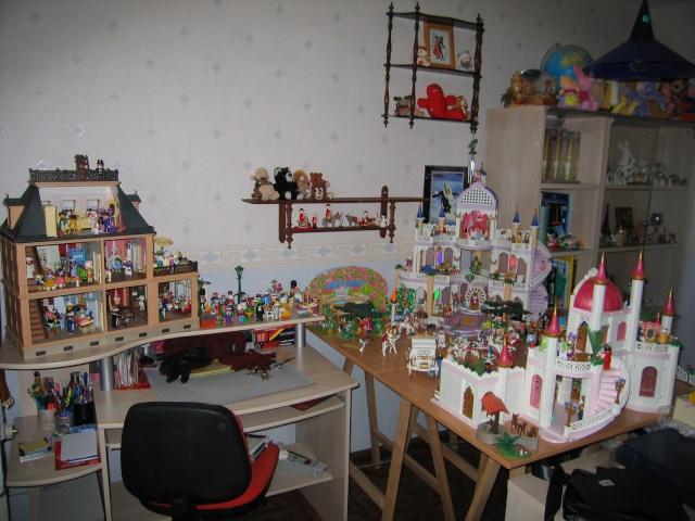 Playmobils - La maison victorienne ...