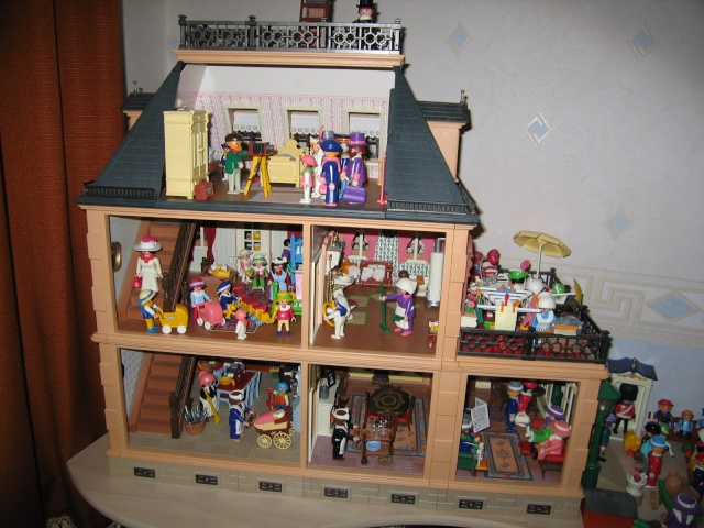 plan maison victorienne playmobil ventana blog. Black Bedroom Furniture Sets. Home Design Ideas