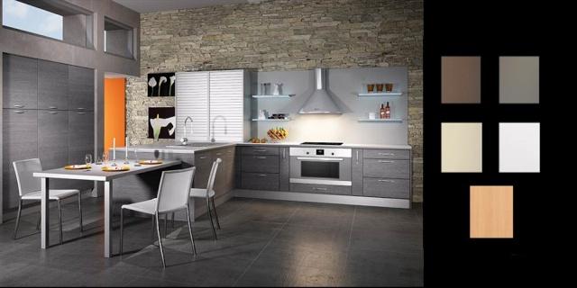 papier peint intisse effet beton vitry sur seine faire. Black Bedroom Furniture Sets. Home Design Ideas