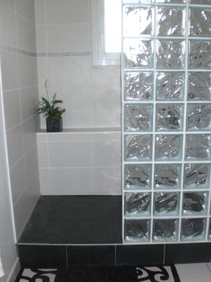 Projet garage en suite parentale tout faire - Vitre pour douche italienne ...