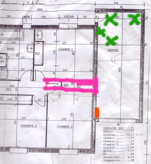 Faire une salle de bain dans une chambre design idee for Faire un plan salle de bain