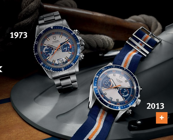Baselworld 2013: 70s revival with Tudor