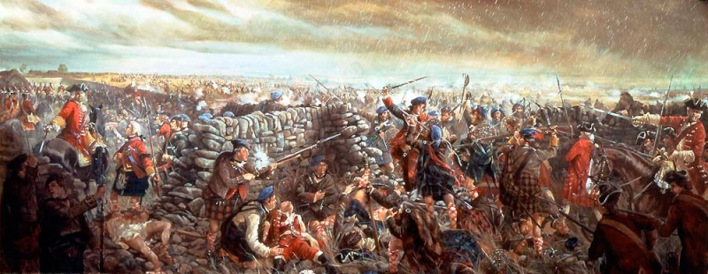 Bataille de Culloden