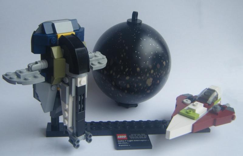 Moc 4487 Revamp Lego Star Wars Eurobricks Forums
