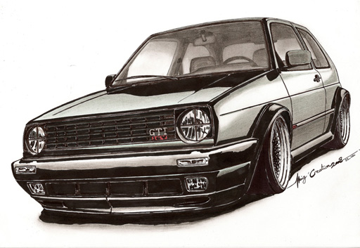 Dessins by mig 39 creation - Dessin voiture tuning ...