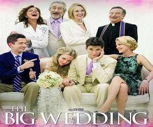 بإنفراد فيلم The Big Wedding 2013 مترجم كوميدي روبرت دي نيرو
