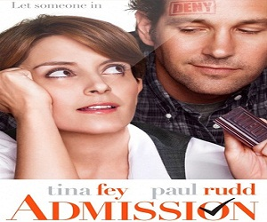 فيلم Admission 2013 مترجم DVDrip نسخة 576p كوميدي