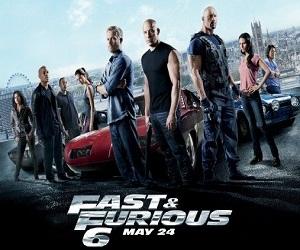 إنفراد فيلم Fast & Furious 6 2013 مترجم - نسخة جديدة