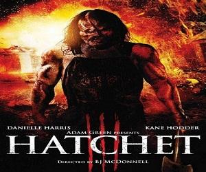 فيلم Hatchet 3 2013 مترجم دي في دي DVDscr