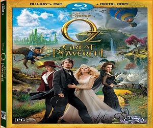 فيلم Oz the Great and Powerful 2013 BluRay مترجم بلوراي 576p