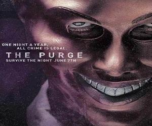 فيلم The Purge 2013 R6 مترجم دي في دي DVDr