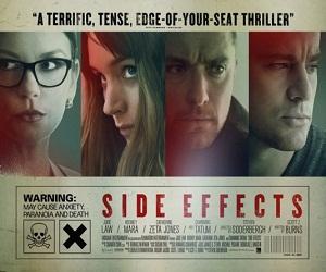 فيلم Side Effects 2013 R5 مترجم دي في دي DVDr جريمة وإثارة