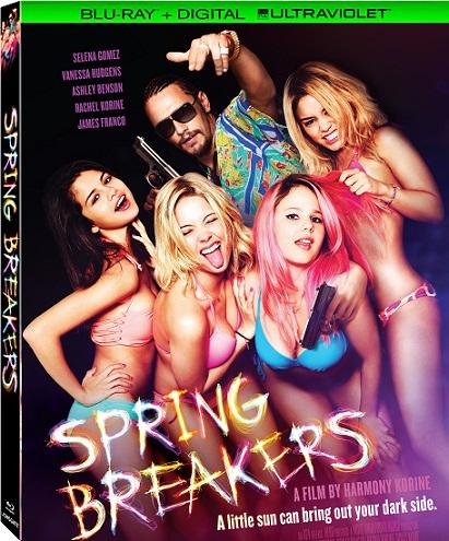 الكوميدي الرومانسي Spring Breakers 2012