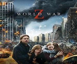 فيلم World War Z 2013 مترجم - براد بيت
