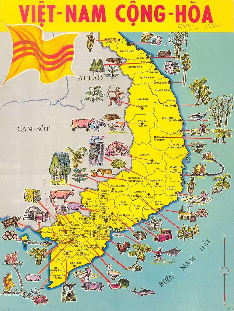 Bản đồ Việt Nam Xưa Va Nay Diễn đan Forum Viet Stamp Vsf