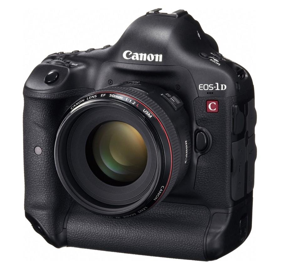 Canon EOS-1D C TIPA Awards 2013 Meilleur reflex vidéo