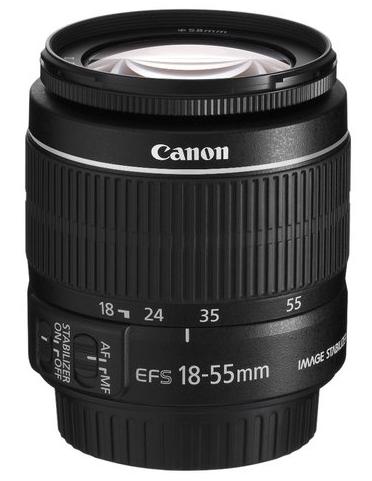 Canon EF-S 18-55mm f/3,5-5,6 IS II