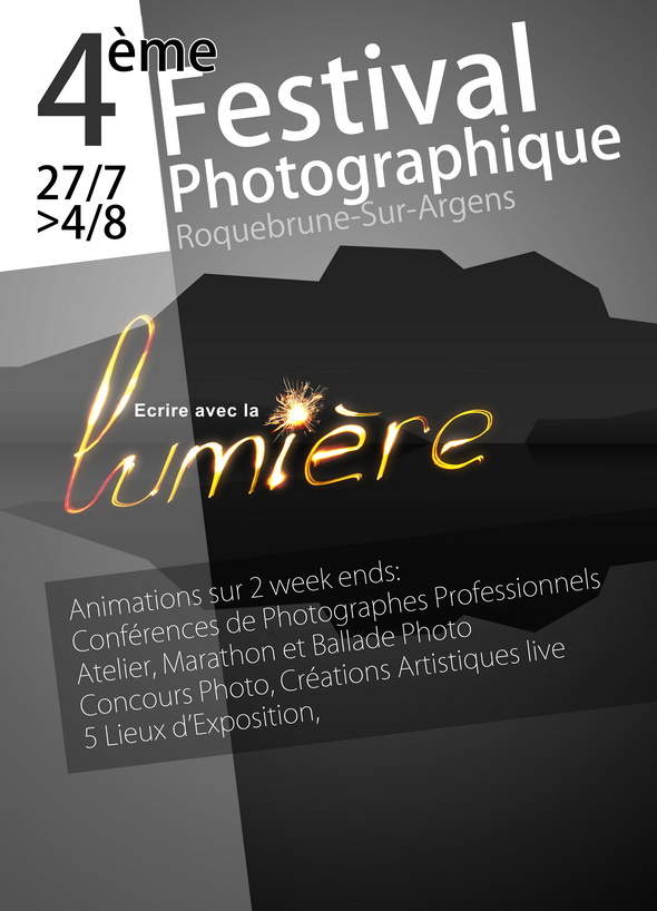 4ème Festival Photographique de Roquebrune-sur-Argens