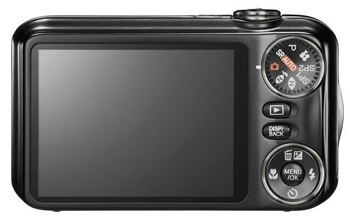 le Fujifilm FinePix JX400 de dos