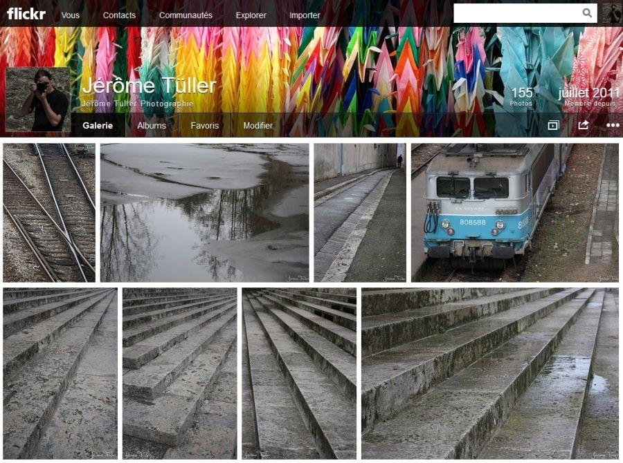 Nouveau Flickr avec 1 To de stockage gratuit pour vos photos