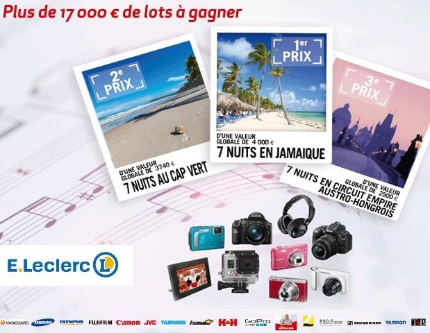 Grand concours photo E.Leclerc 2013 La musique