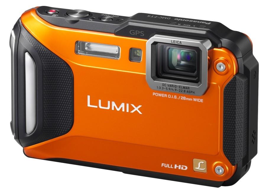 Panasonic Lumix DMC-FT5 TIPA Awards 2013 Meilleur compact baroudeur