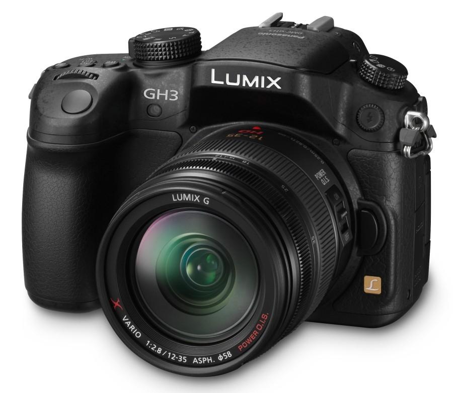 Panasonic Lumix DMC-GH3 TIPA Awards 2013 Meilleur hybride professionnel