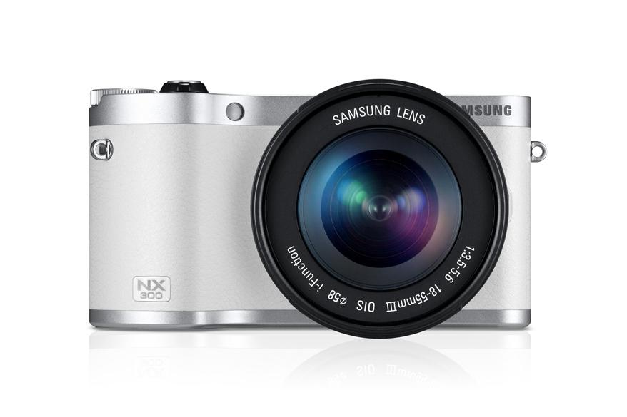 Samsung Smart Camera NX300 TIPA Awards 2013 Meilleur hybride avancé
