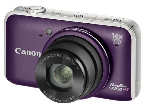 Canon PowerShot SX220HS