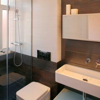 petite salle de bain avec douche italienne. Black Bedroom Furniture Sets. Home Design Ideas