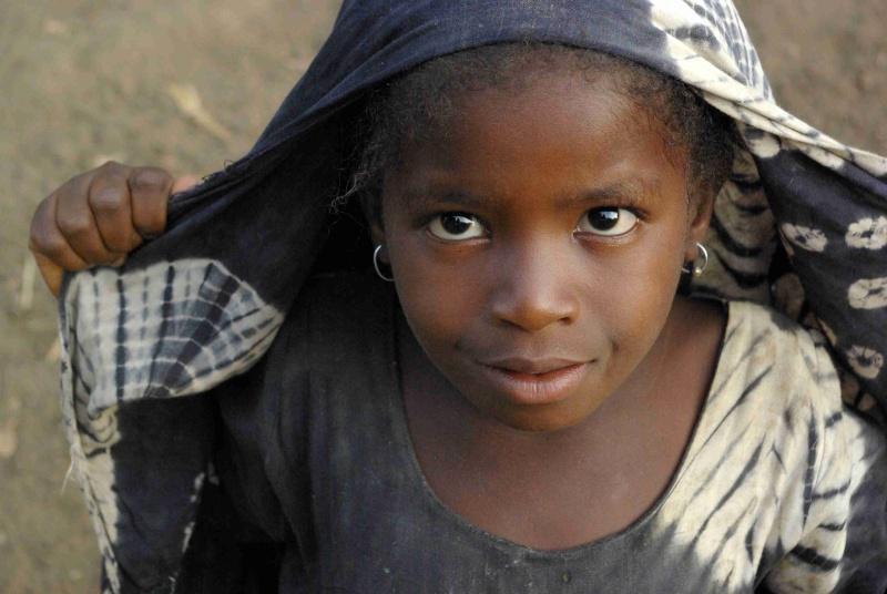 Super Visages d'enfants guinéens! EP18