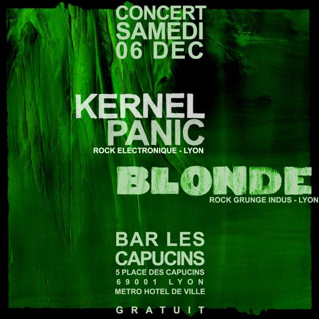Blonde @ Lyon
