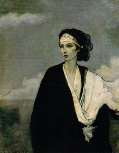 Romaine Brooks - Peintre dans Peinture 56778410