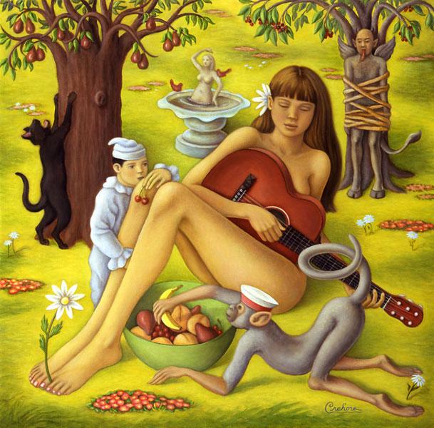 Amy Crehore - Peintre dans Peinture adejav10