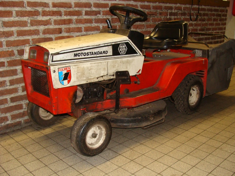 Tracteur tondeuse mini 1000 - Mini tracteur tondeuse ...