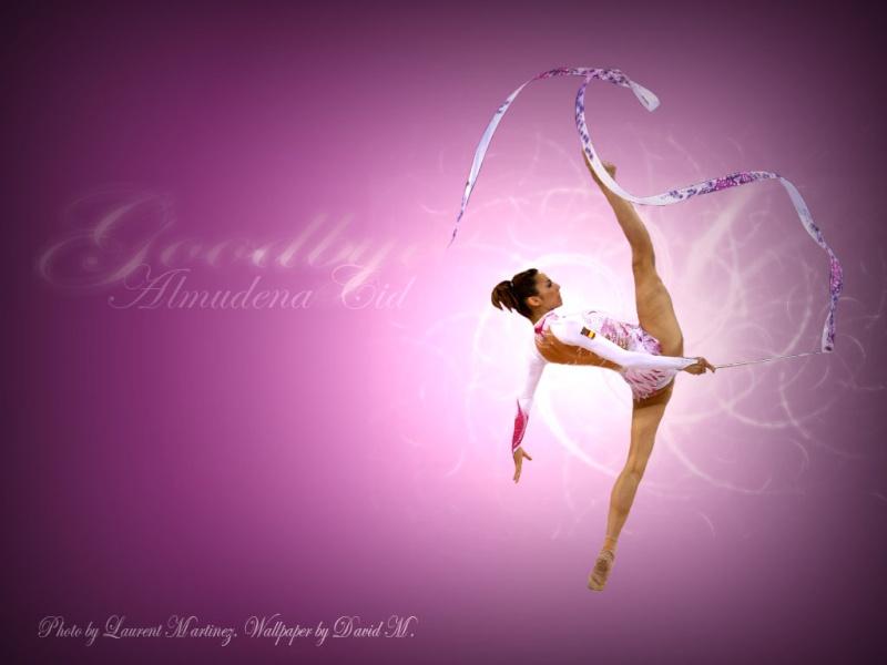 gymnastic wallpaper