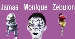 Sorcière Monique GPS