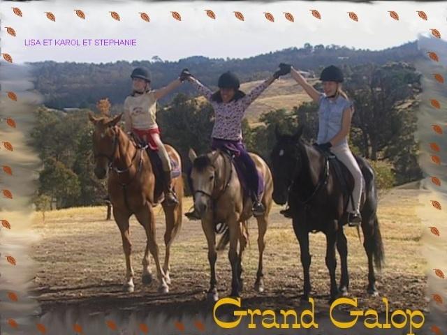 S rie grand galop - Grand galop le cheval volant ...