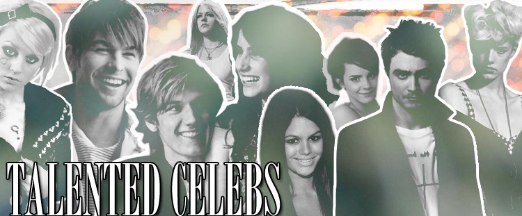 Talented Celebs