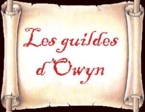Les Guildes d'Owyn