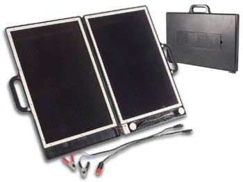 panneau solaire photovoltaique format valise. Black Bedroom Furniture Sets. Home Design Ideas