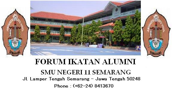 SMU 11 Semarang