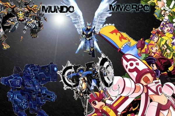 Mundo MMORPG