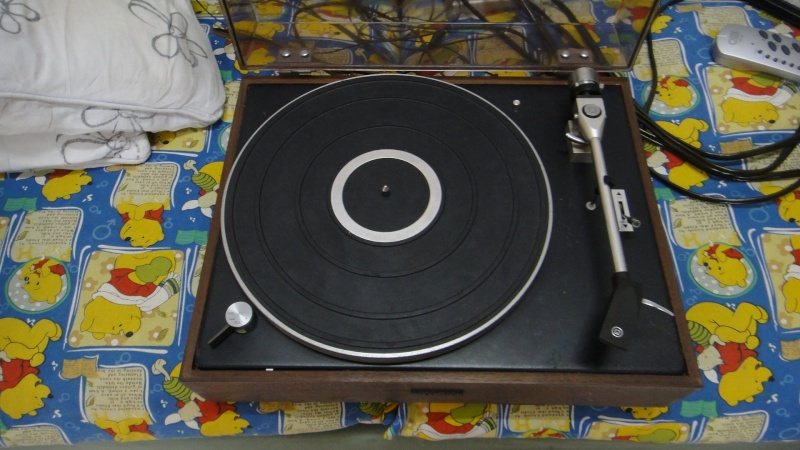 Pioneer Pl 11 Turntable Used Sold