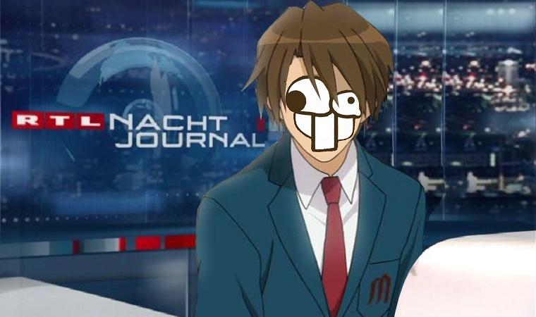 RTL Nachtjournal VZ gelöschte Person Itsuki